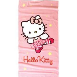 Παιδική Πετσέτα Θαλάσσης Hello Kitty HK17
