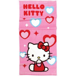 Παιδική Πετσέτα Θαλάσσης Hello Kitty HK20