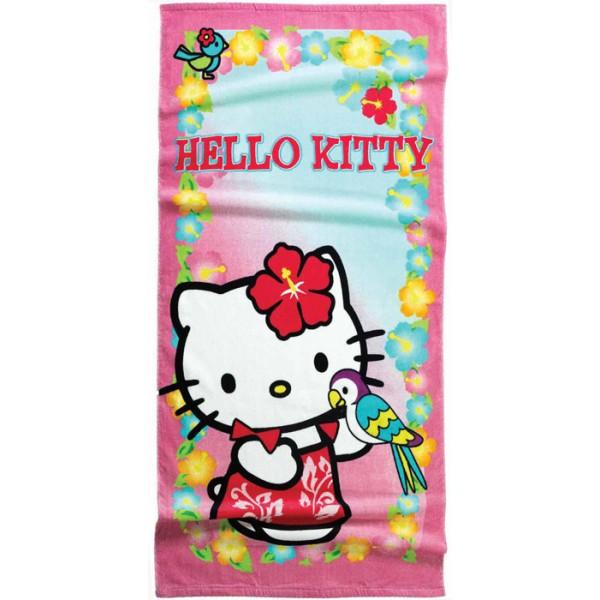 Παιδική Πετσέτα Θαλάσσης Hello Kitty HK22