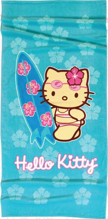Παιδική Πετσέτα Θαλάσσης Hello Kitty HK24