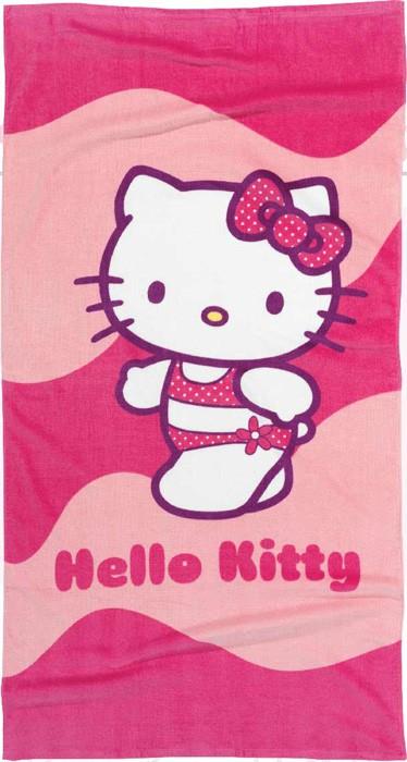 Παιδική Πετσέτα Θαλάσσης Hello Kitty HK25