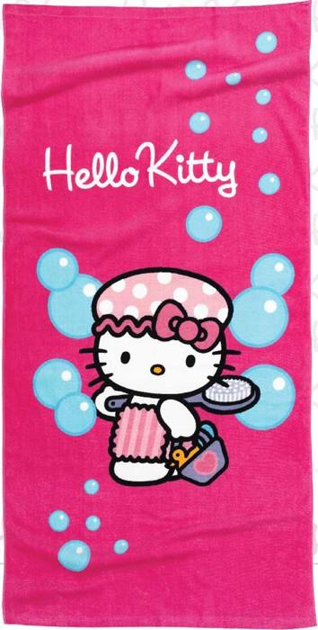 Παιδική Πετσέτα Θαλάσσης Hello Kitty HK26