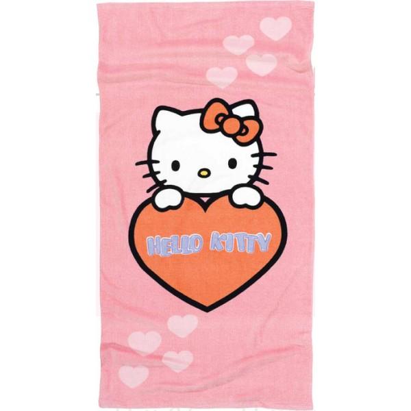 Παιδική Πετσέτα Θαλάσσης Hello Kitty HK27
