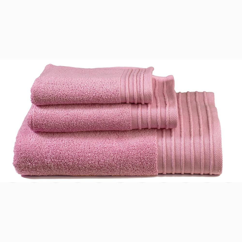 Πετσέτες Μπάνιου (Σετ 3τμχ) Nima Towels Feel Fresh 34