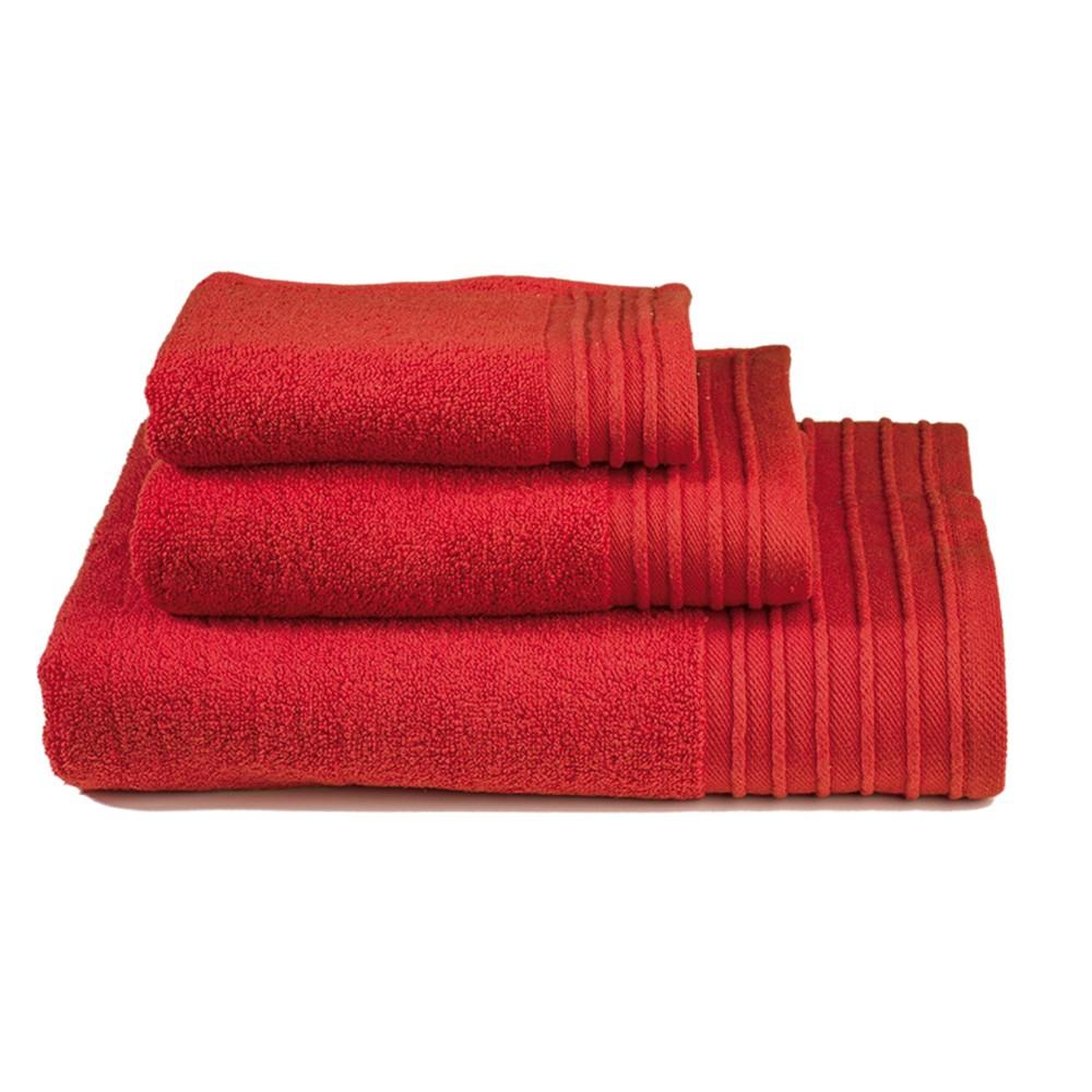 Πετσέτες Μπάνιου (Σετ 3τμχ) Nima Towels Feel Fresh 45
