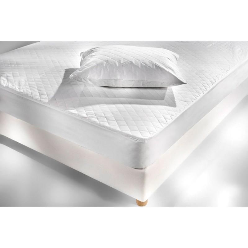 Ζεύγος Καλύμματα Μαξιλαριών Καπιτονέ (45x65) Hotel 100%Βαμβάκι