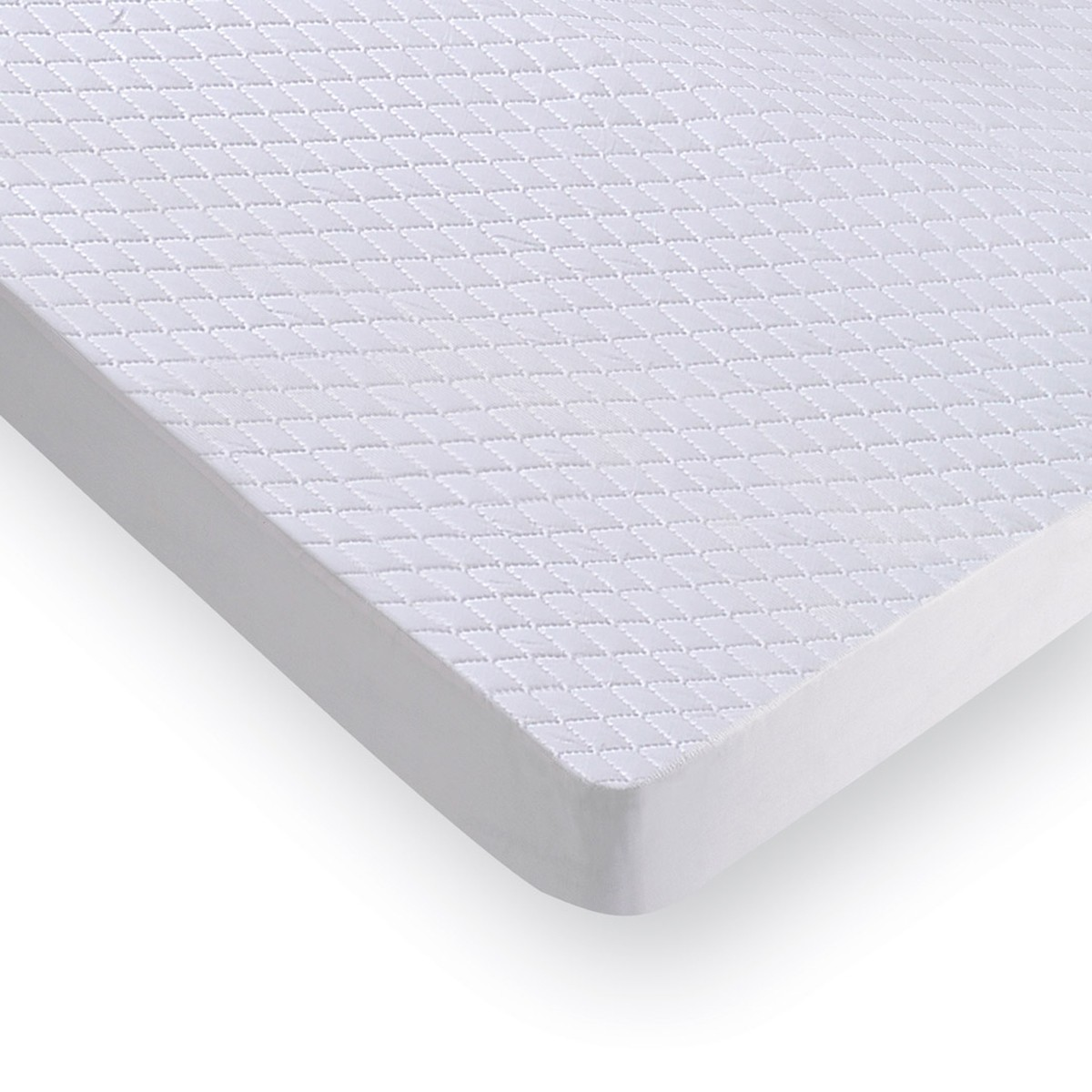 Κάλυμμα Στρώματος Καπιτονέ (110×200) 100%Microfiber Με Φάσα 73906