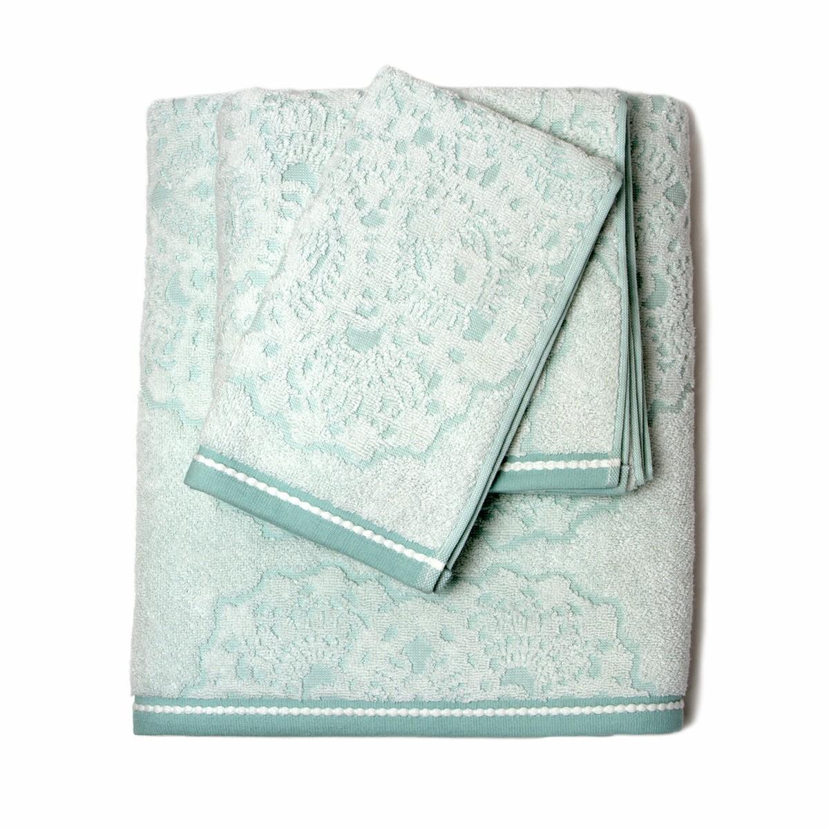 Πετσέτα Σώματος (90x150) Laura Ashley Scroll D.Egg home   μπάνιο   πετσέτες μπάνιου