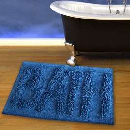 Πατάκι Μπάνιου (50x80) San Lorentzo 623 Bath Blue