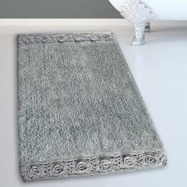 Πατάκι Μπάνιου (50x80) San Lorentzo 925 Double Lace Grey