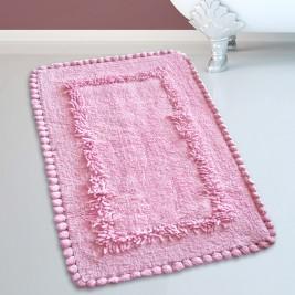 Πατάκι Μπάνιου (50x80) San Lorentzo 923 Crochet Light Rose