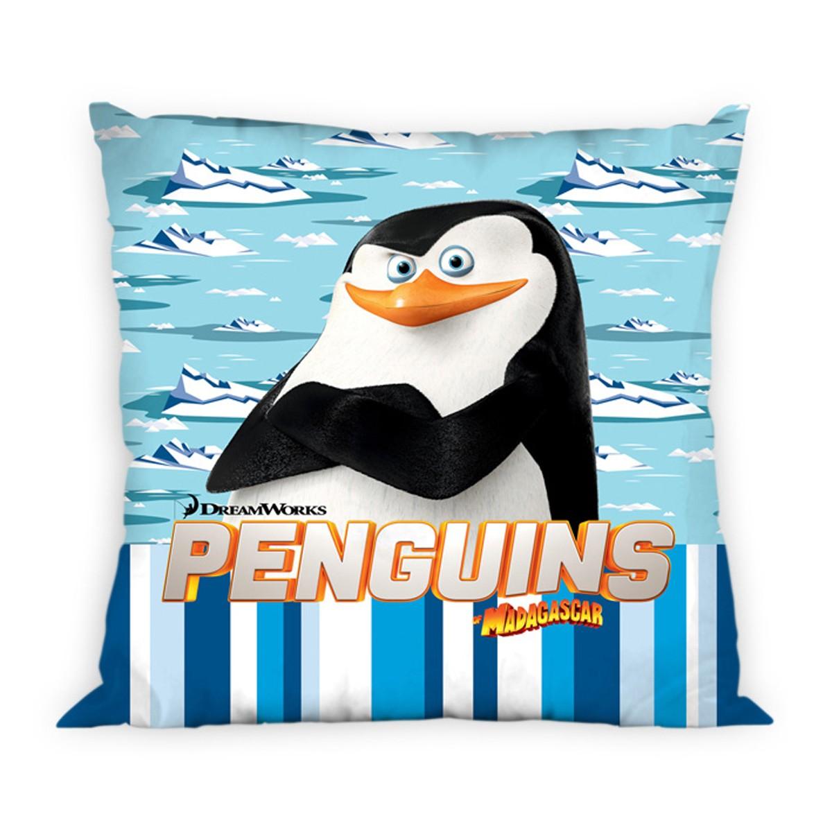 Διακοσμητικό Μαξιλάρι Dim Collection Penguins 20 home   παιδικά   διακοσμητικά μαξιλάρια παιδικά