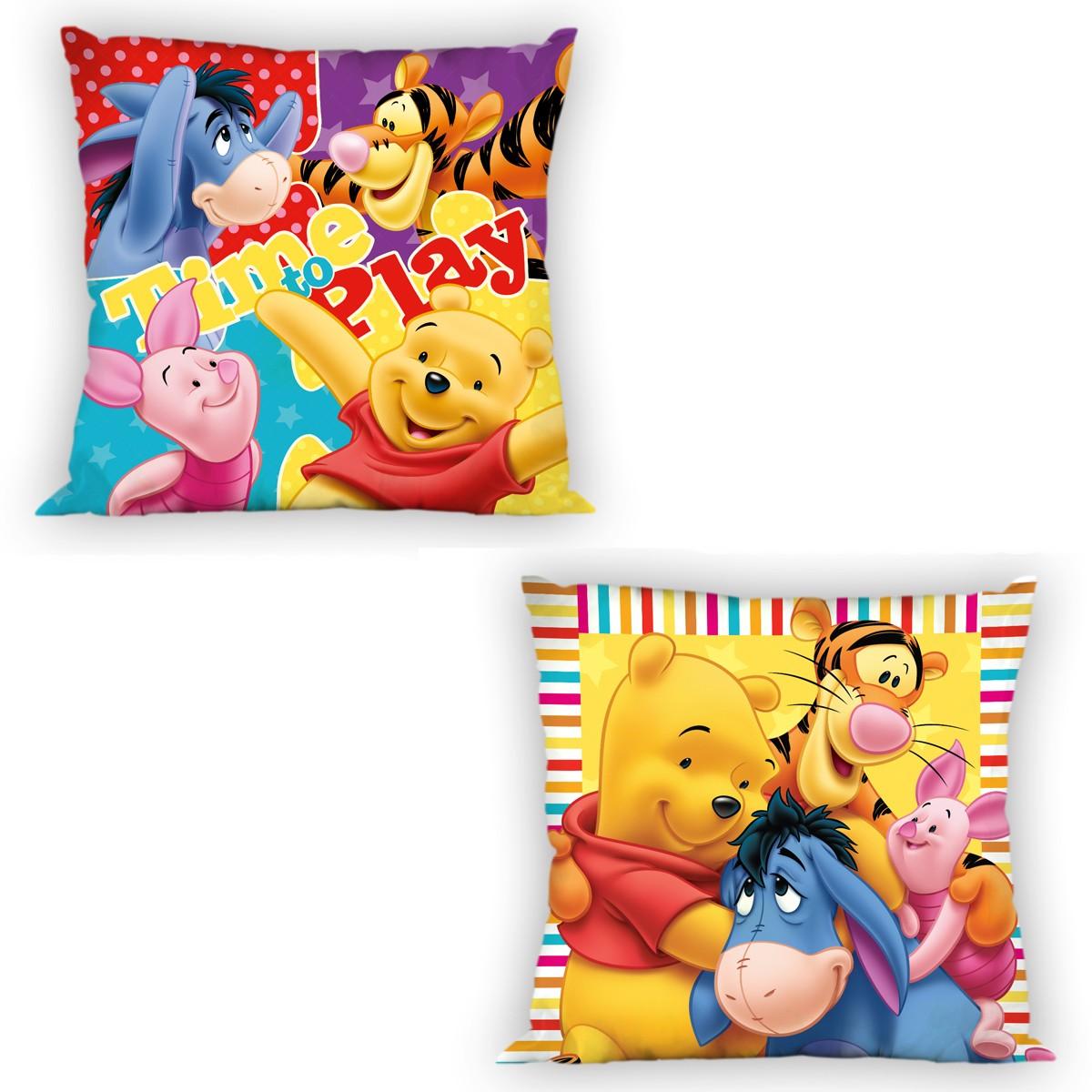 Διακοσμητικό Μαξιλάρι 2 Όψεων Dim Winnie 026 home   παιδικά   διακοσμητικά μαξιλάρια παιδικά