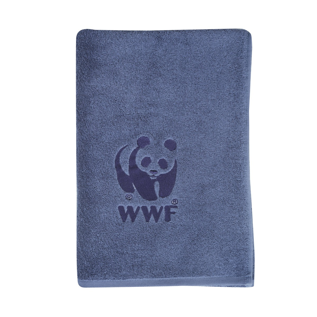 Πετσέτα Σώματος (80x160) Nef-Nef WWF Denim