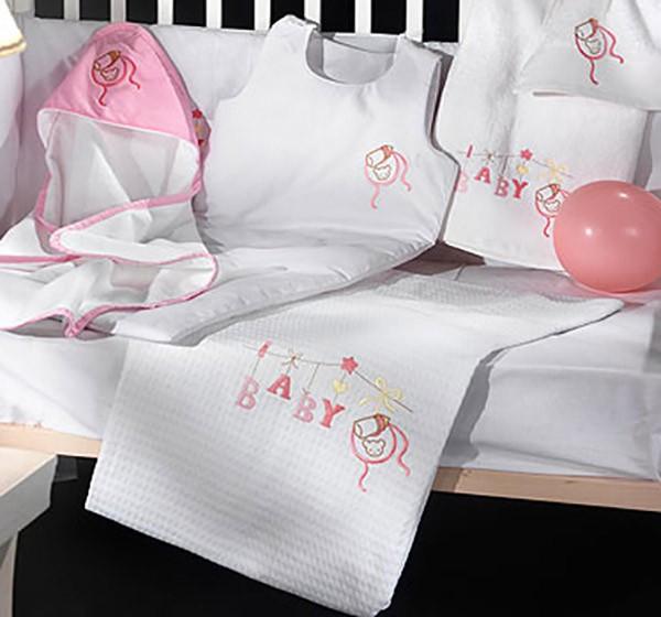 Υπνόσακος Nima Once Upon A Time Baby Pink home   βρεφικά   υπνόσακοι βρεφικοί