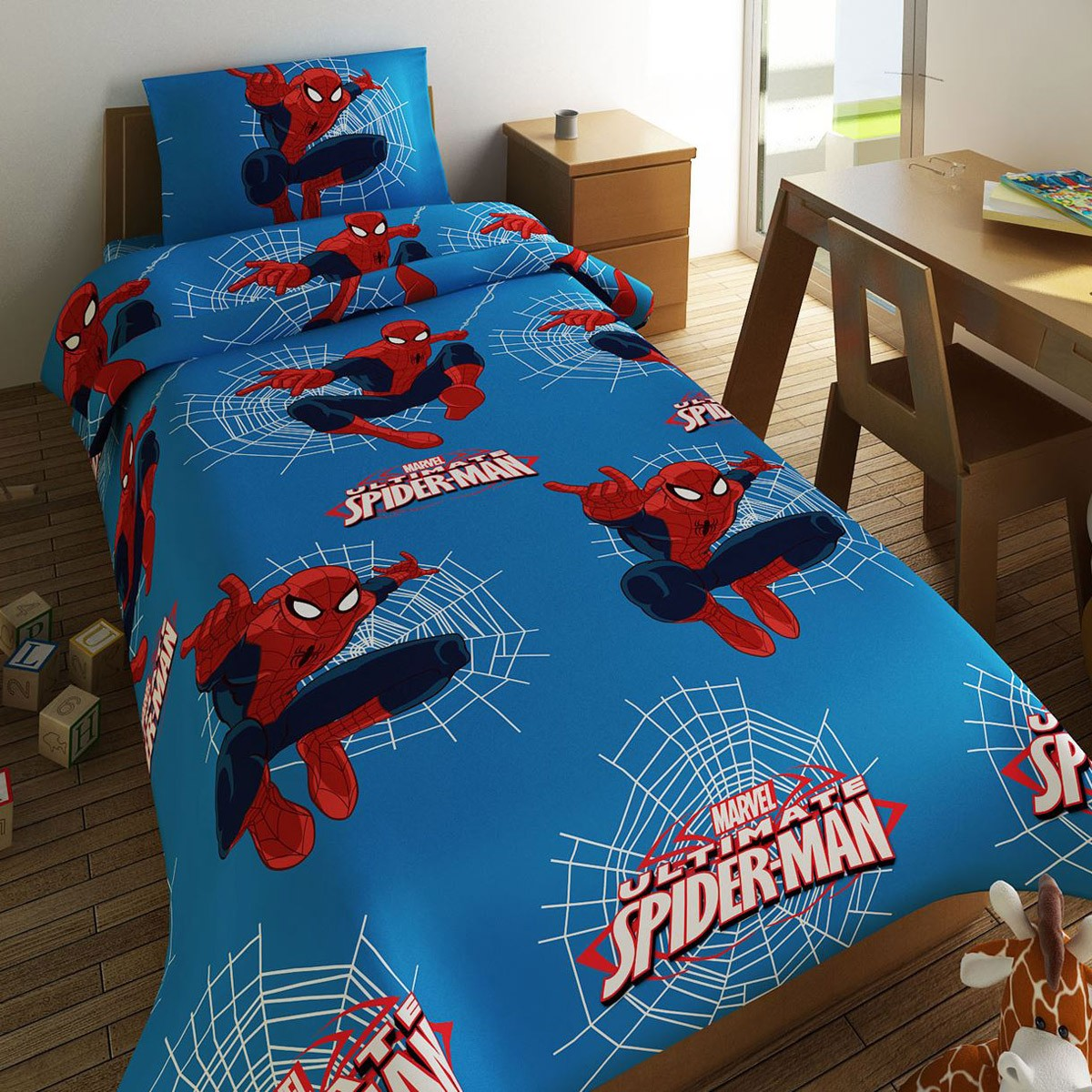 Κουβερλί Μονό Dim Collection Spiderman Ultimate 661