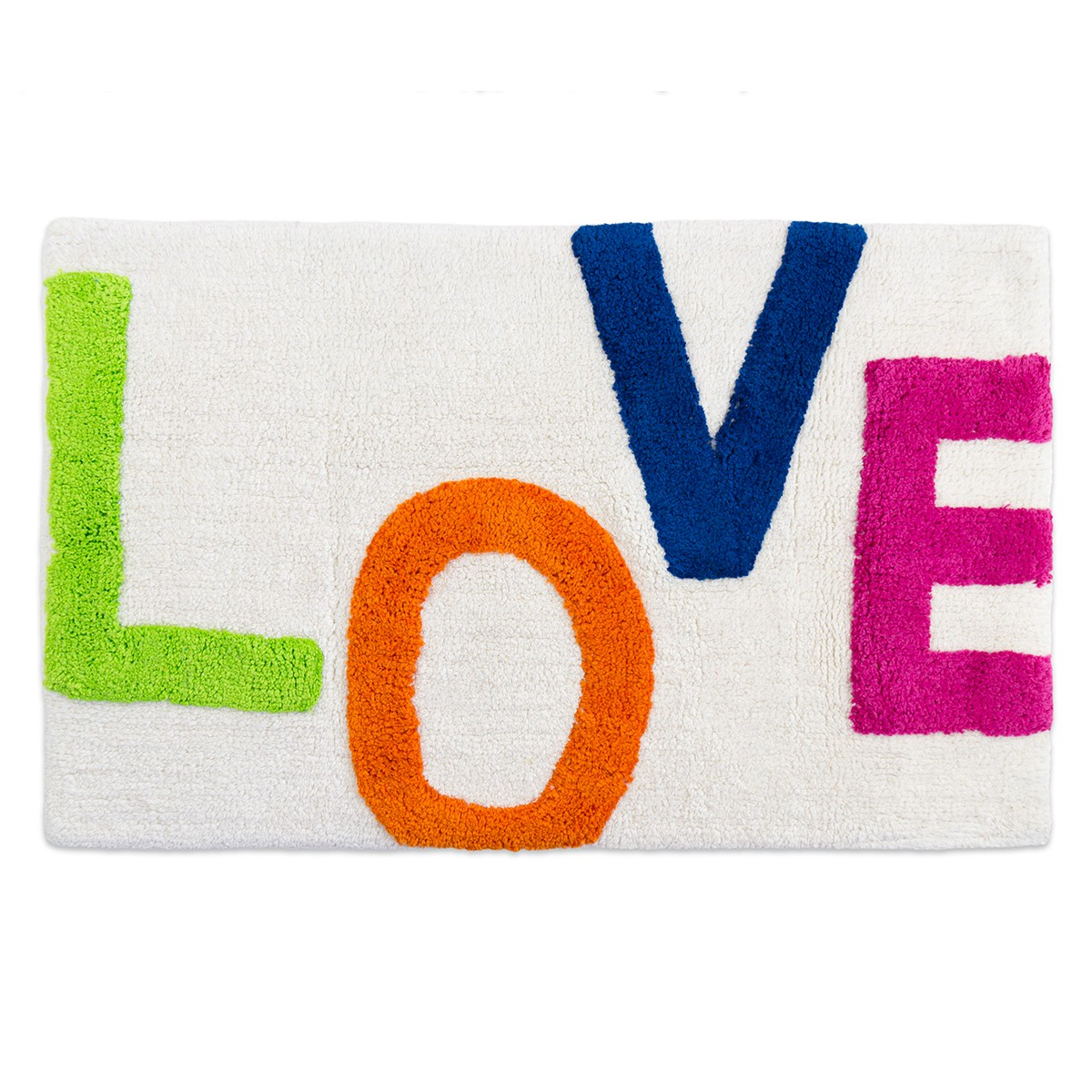 Πατάκι Μπάνιου (50x80) LifeStyle Word Love