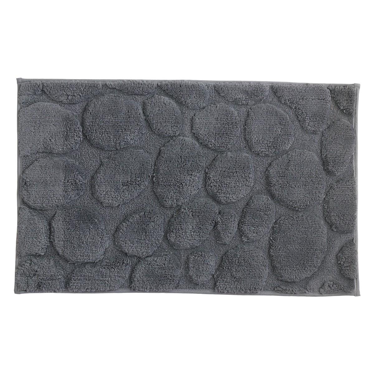 Πατάκι Μπάνιου LifeStyle Stones Grey