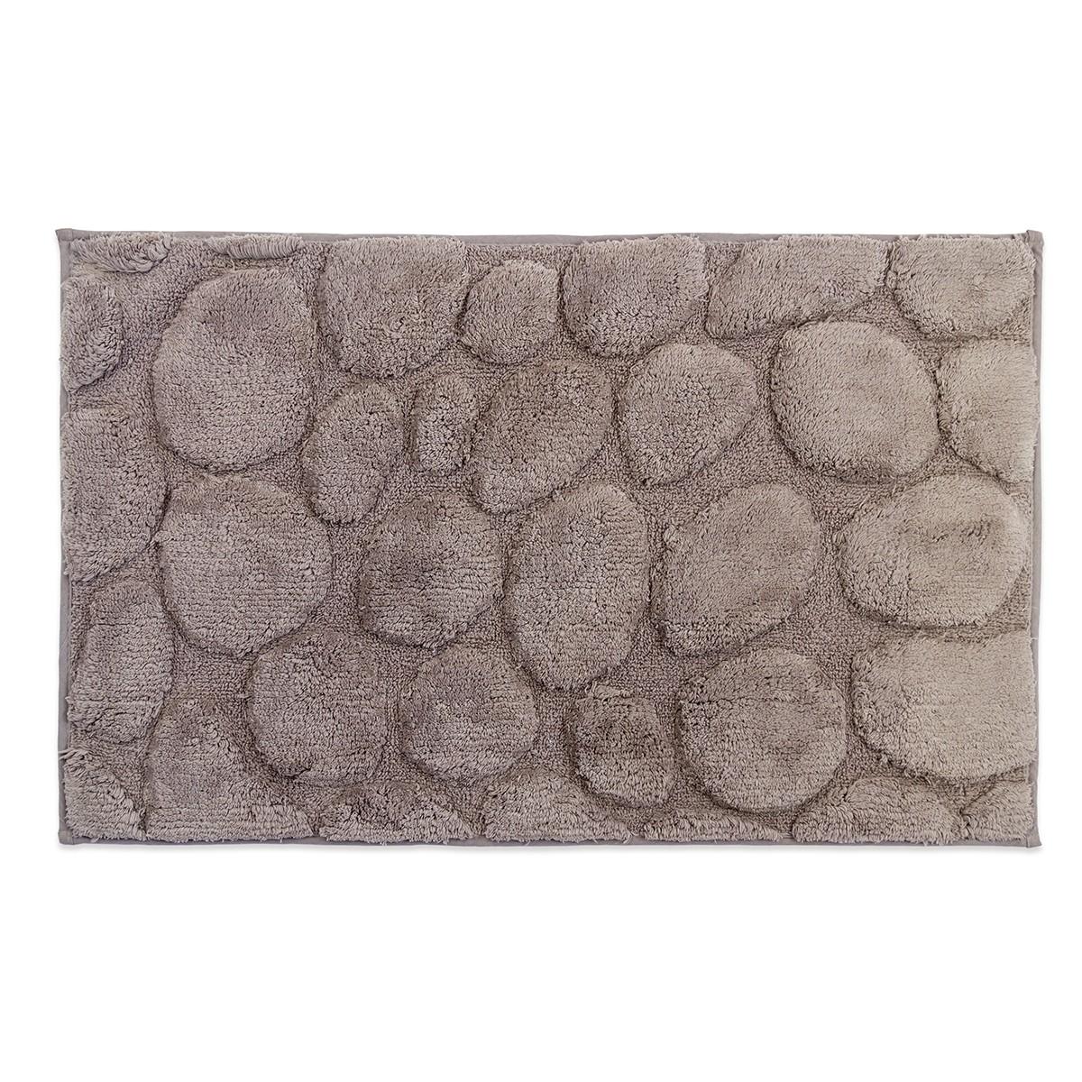 Πατάκι Μπάνιου LifeStyle Stones Taupe