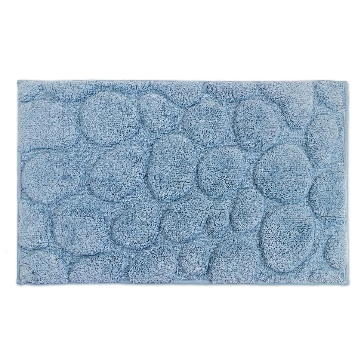Πατάκι Μπάνιου LifeStyle Stones Blue