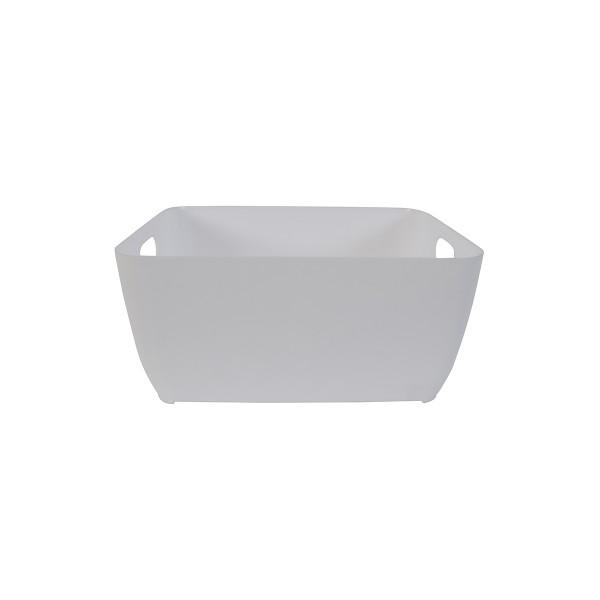 Κουτί Αποθήκευσης LifeStyle Store Box Small 05041.003 White