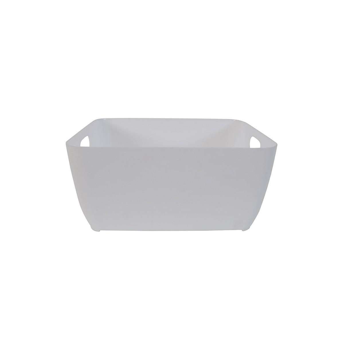 Κουτί Αποθήκευσης Spirella Store Box Small 05041.003 White