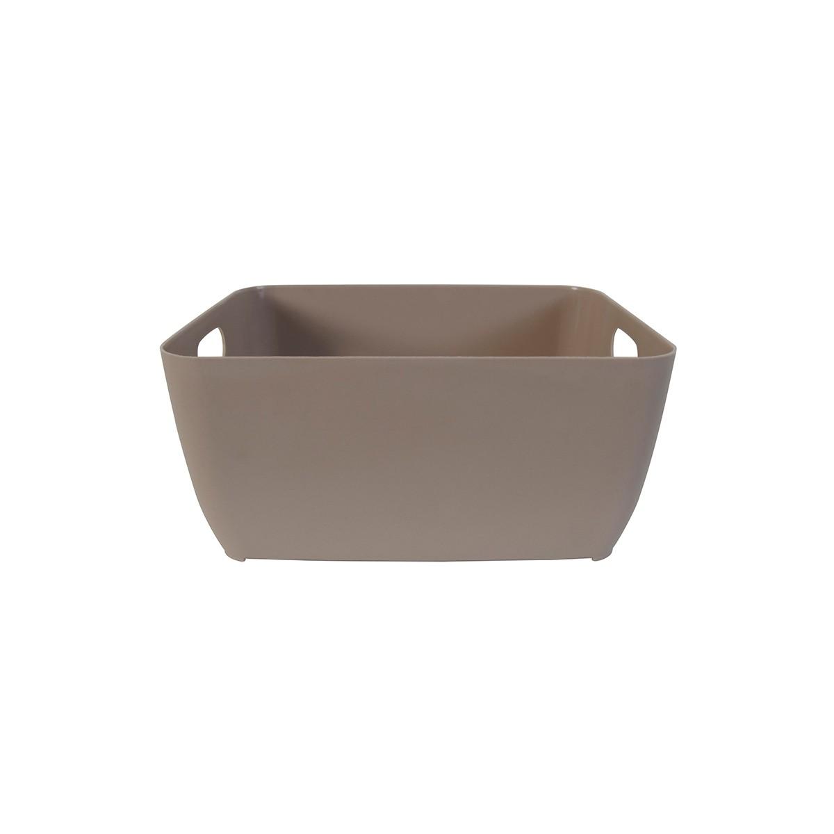 Κουτί Αποθήκευσης Spirella Store Box Small 05041.002 Taupe