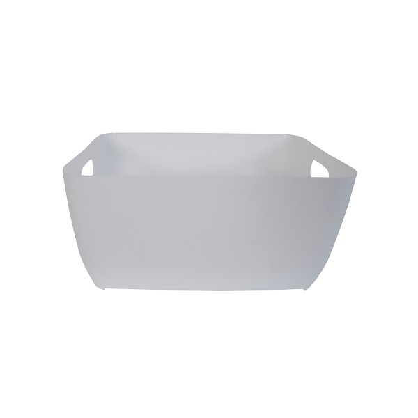 Κουτί Αποθήκευσης LifeStyle Store Box Medium 05042.003 White
