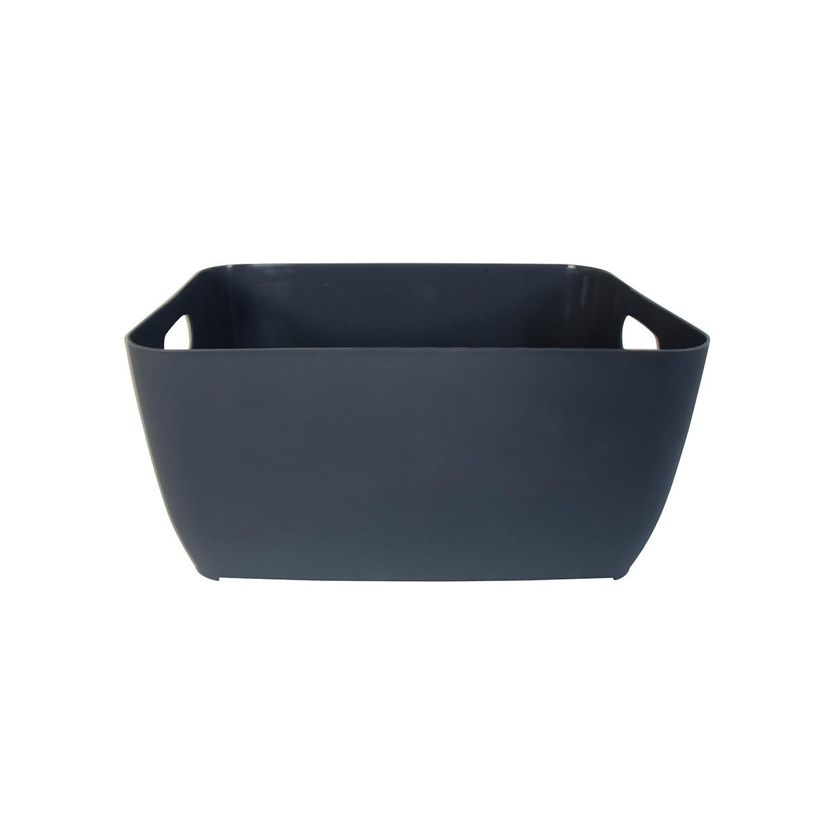 Κουτί Αποθήκευσης LifeStyle Store Box Medium 05042.001 Dark