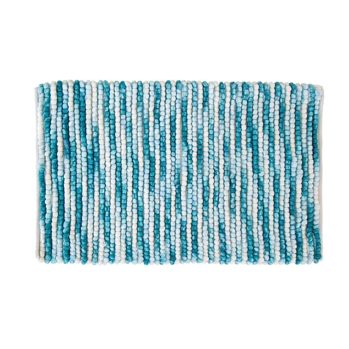 Πατάκι Μπάνιου (60×90) Rainbow Mistras Blue