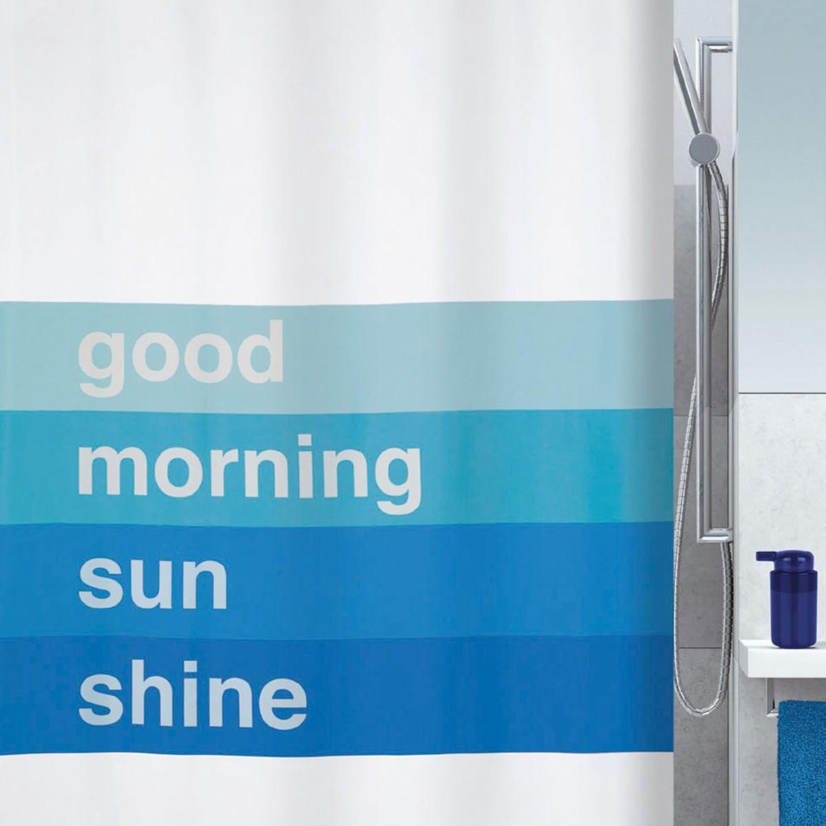 Κουρτίνα Μπάνιου (180x200) Spirella Good Morning