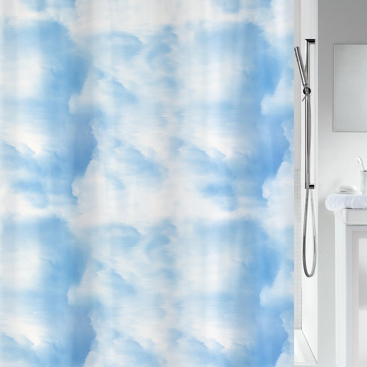 Κουρτίνα Μπάνιου (180x200) Spirella Cirrus