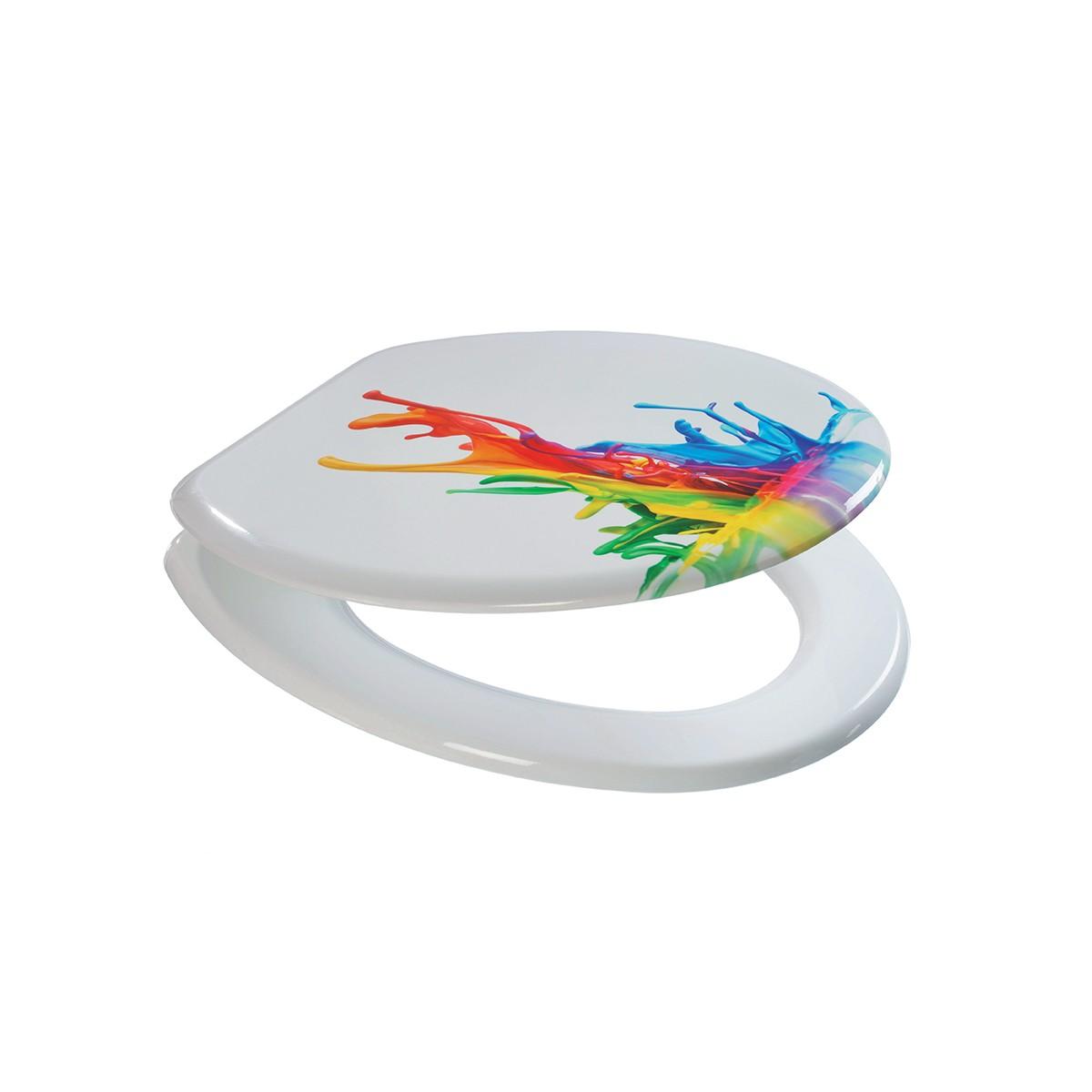Καπάκι Τουαλέτας LifeStyle Paint 74161