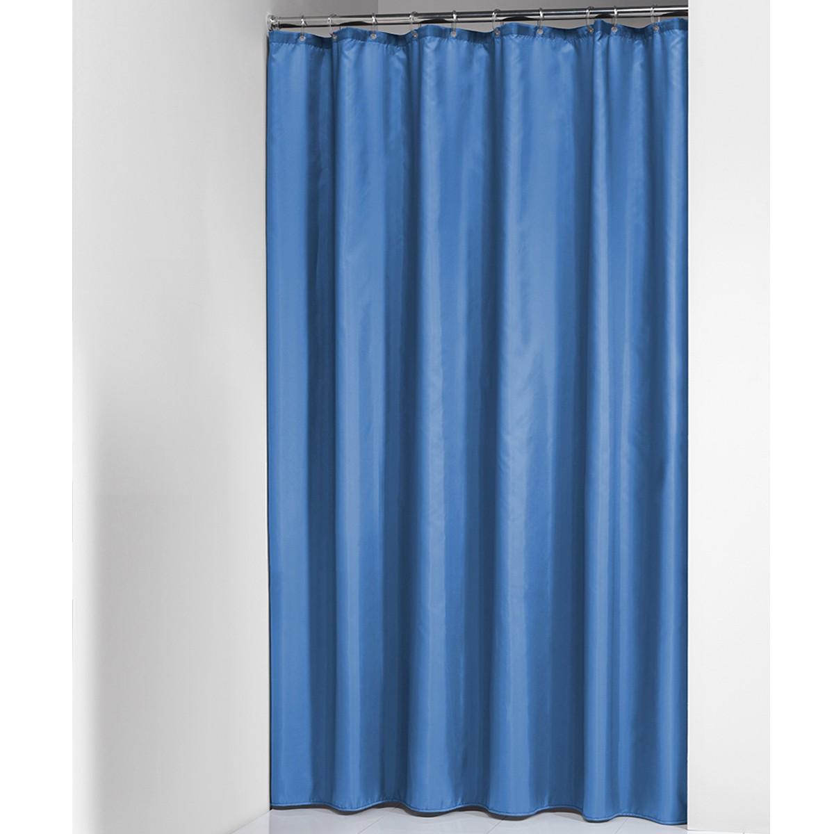 Κουρτίνα Μπάνιου (240×200) SealSkin Madeira Blue