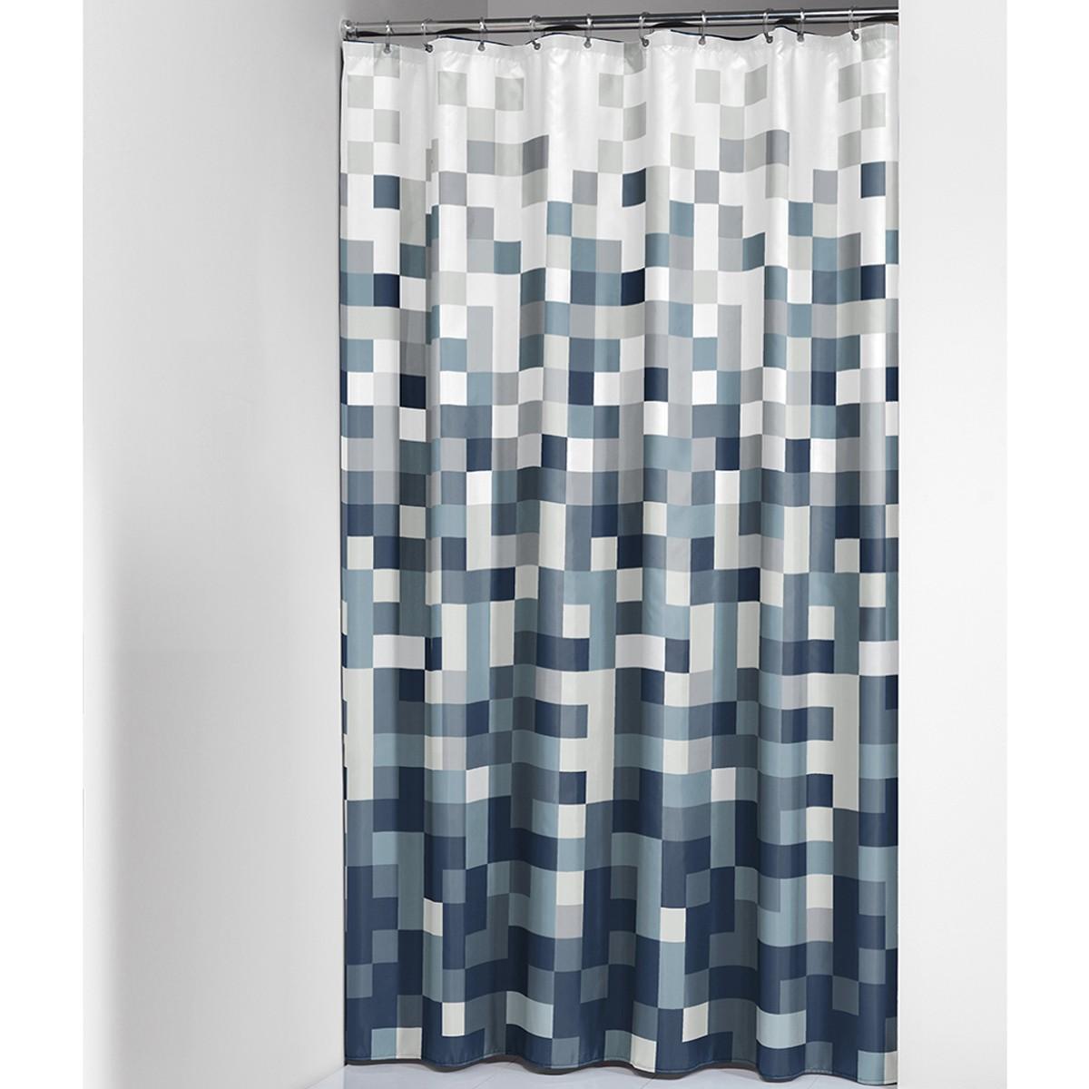 Κουρτίνα Μπάνιου (180×200) SealSkin Pixel