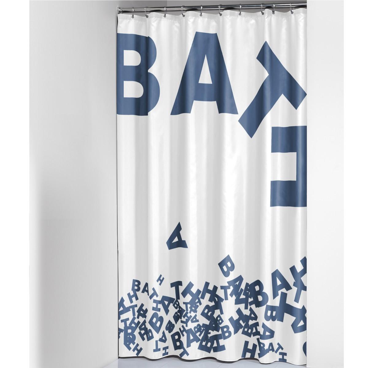 Κουρτίνα Μπάνιου (180×200) SealSkin Littera
