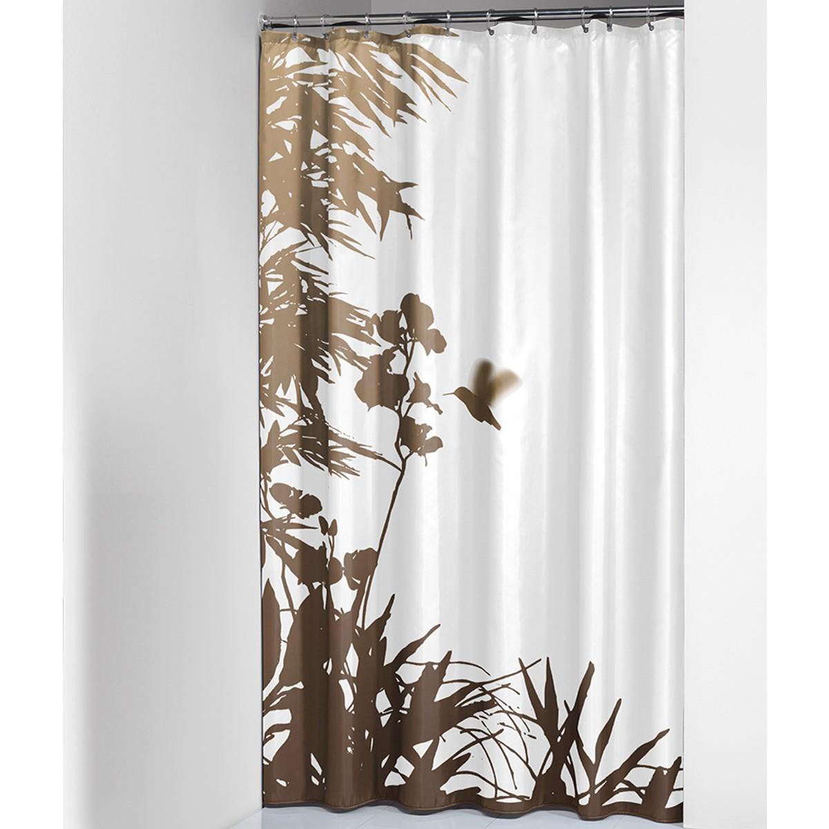Κουρτίνα Μπάνιου (180×200) SealSkin Jungle