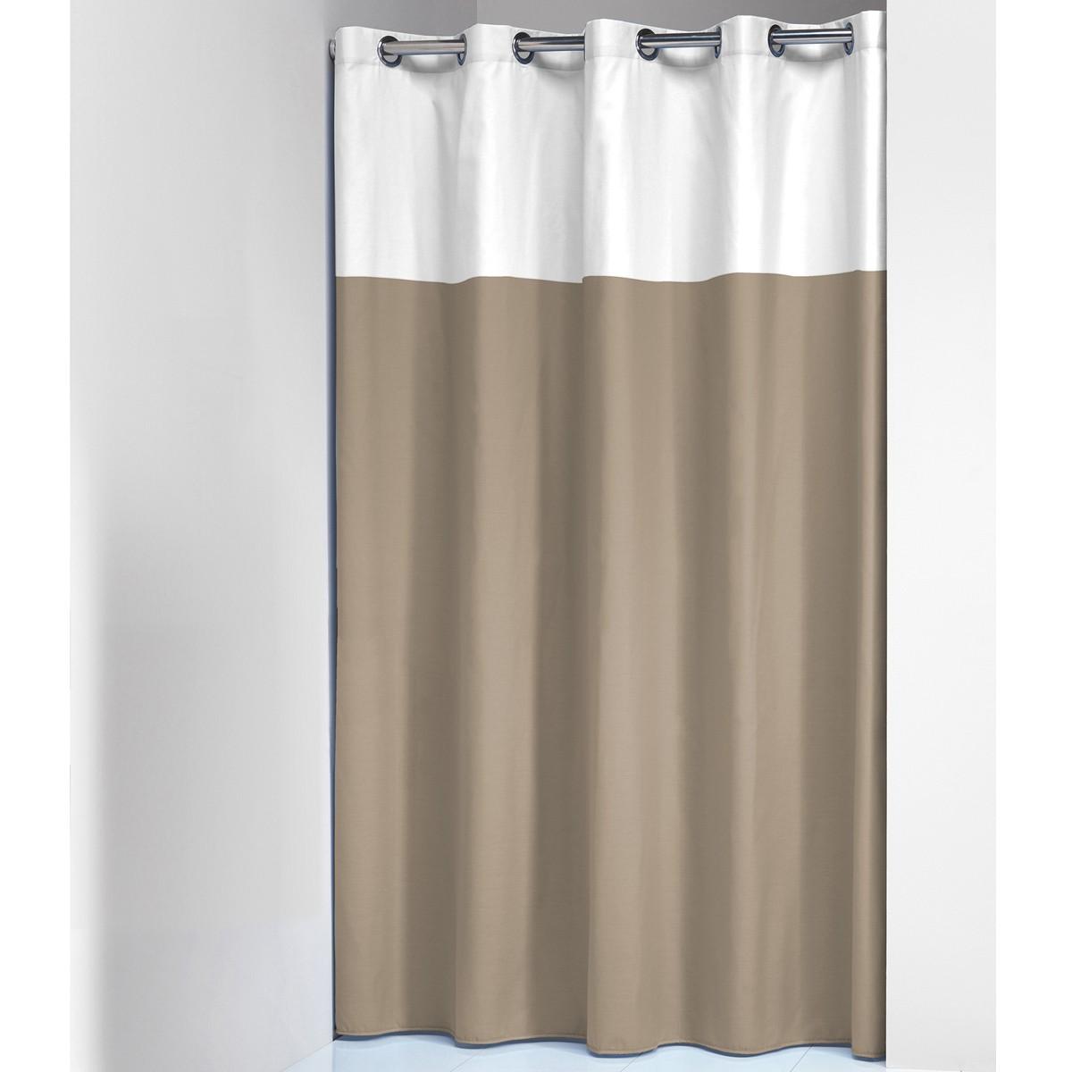 Κουρτίνα Μπάνιου (180×200) SealSkin Double Linen