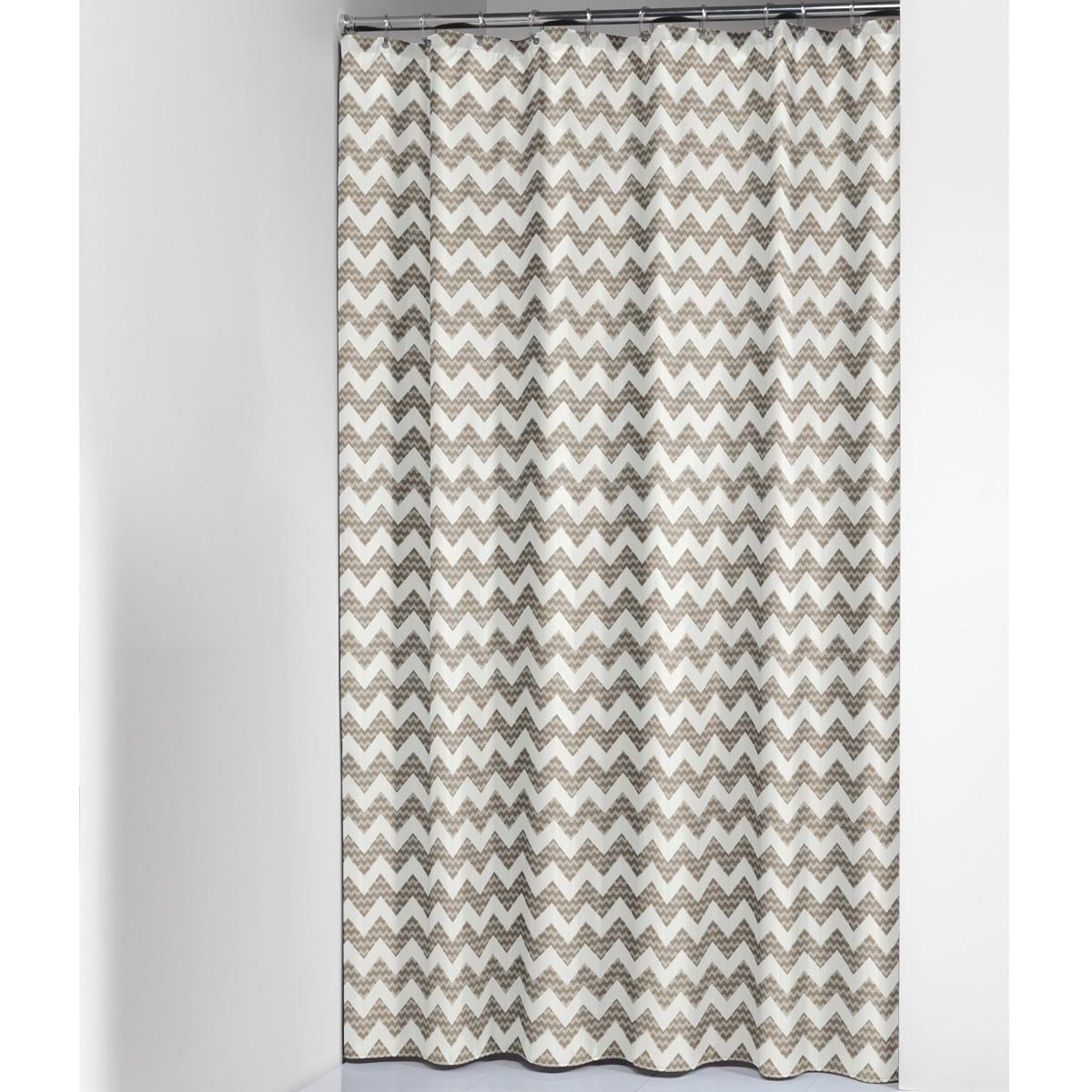Κουρτίνα Μπάνιου (180×200) SealSkin Motif Sand
