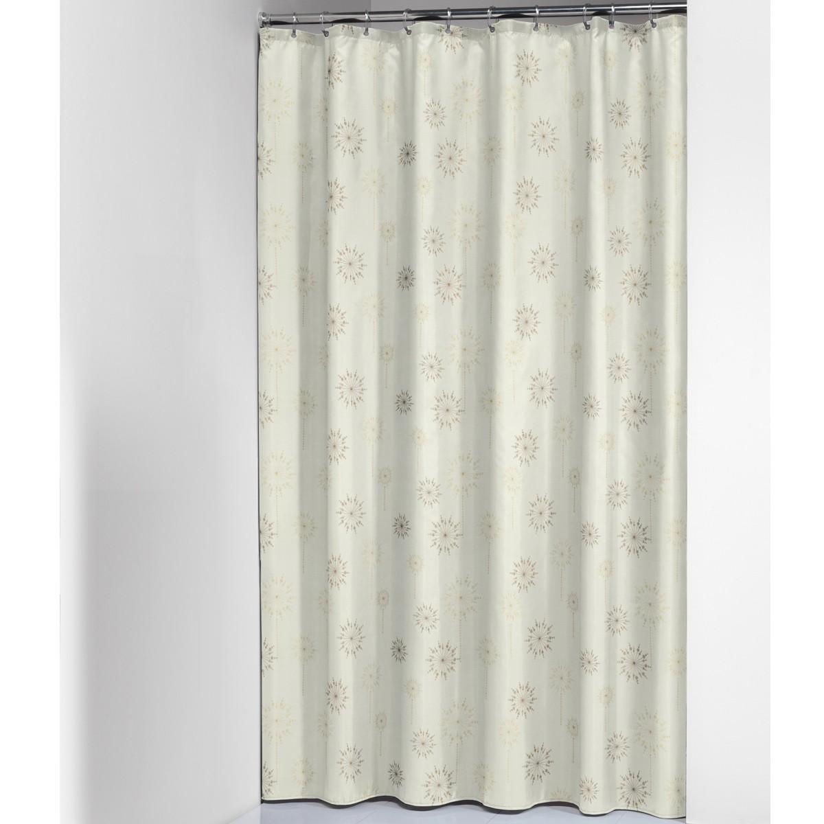Κουρτίνα Μπάνιου (180x200) SealSkin Flower Dust
