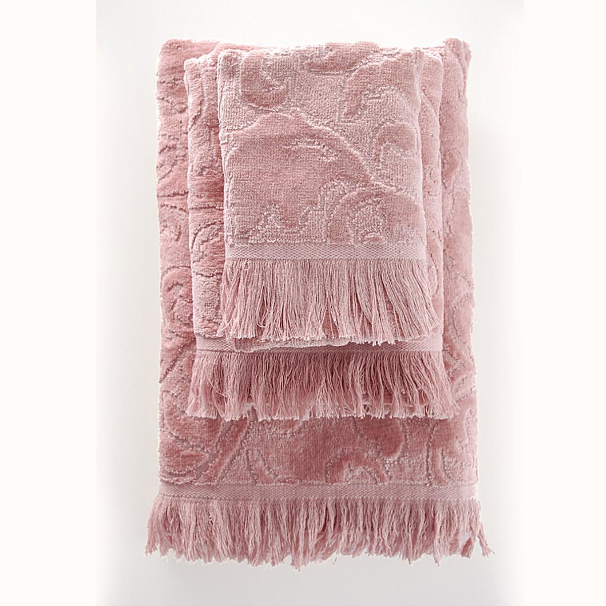 Πετσέτα Σώματος (70x140) Rythmos Sienna