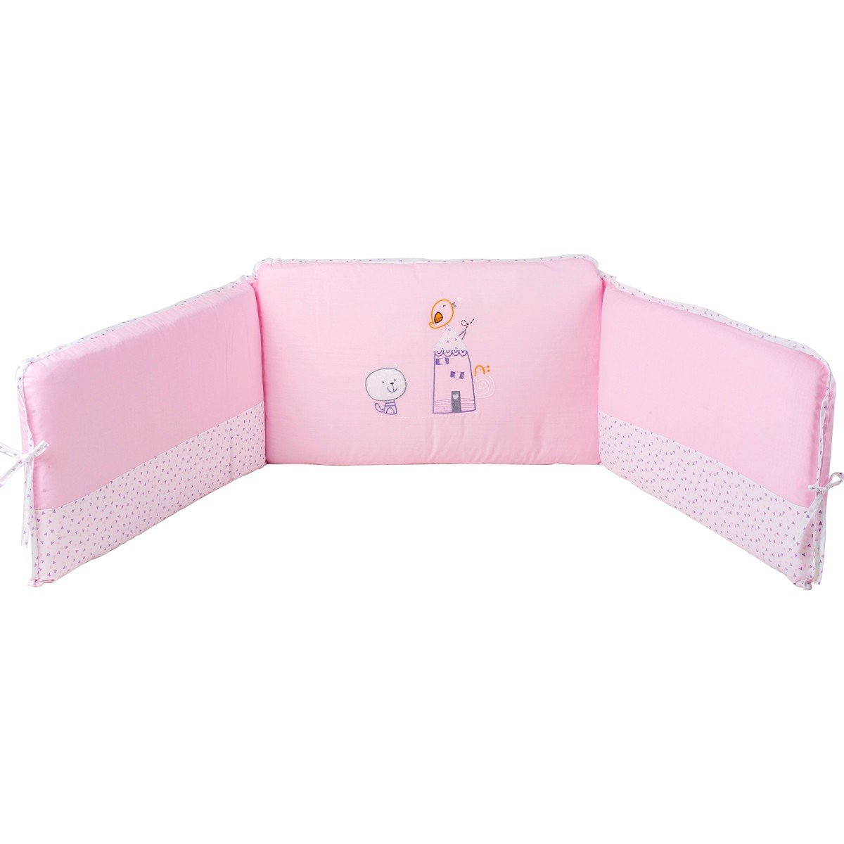 Πάντα Κούνιας Κόσμος Του Μωρού Home 7930 Ροζ