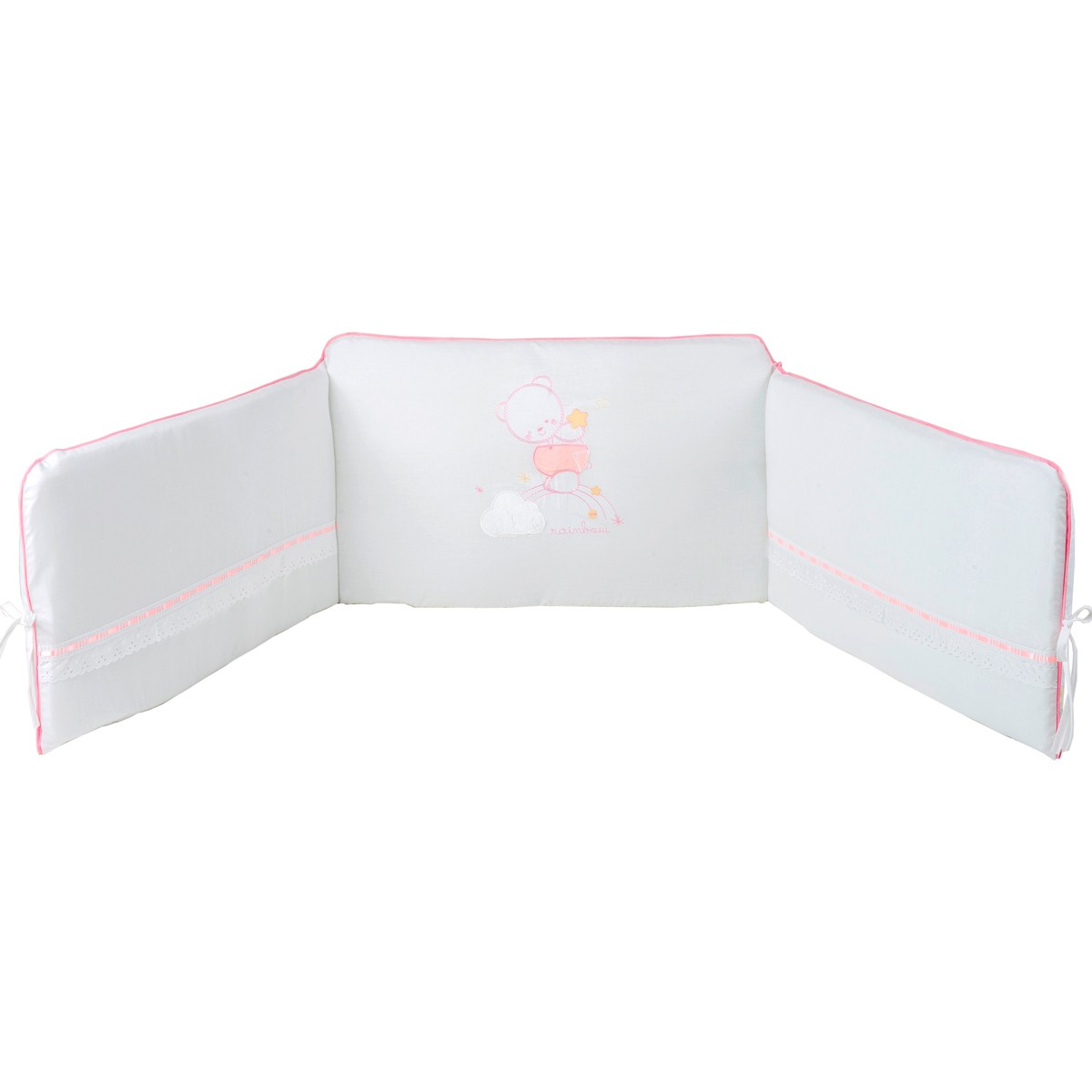 Πάντα Κούνιας Κόσμος Του Μωρού 7931 Rainbow Ροζ home   βρεφικά   πάντες βρεφικές