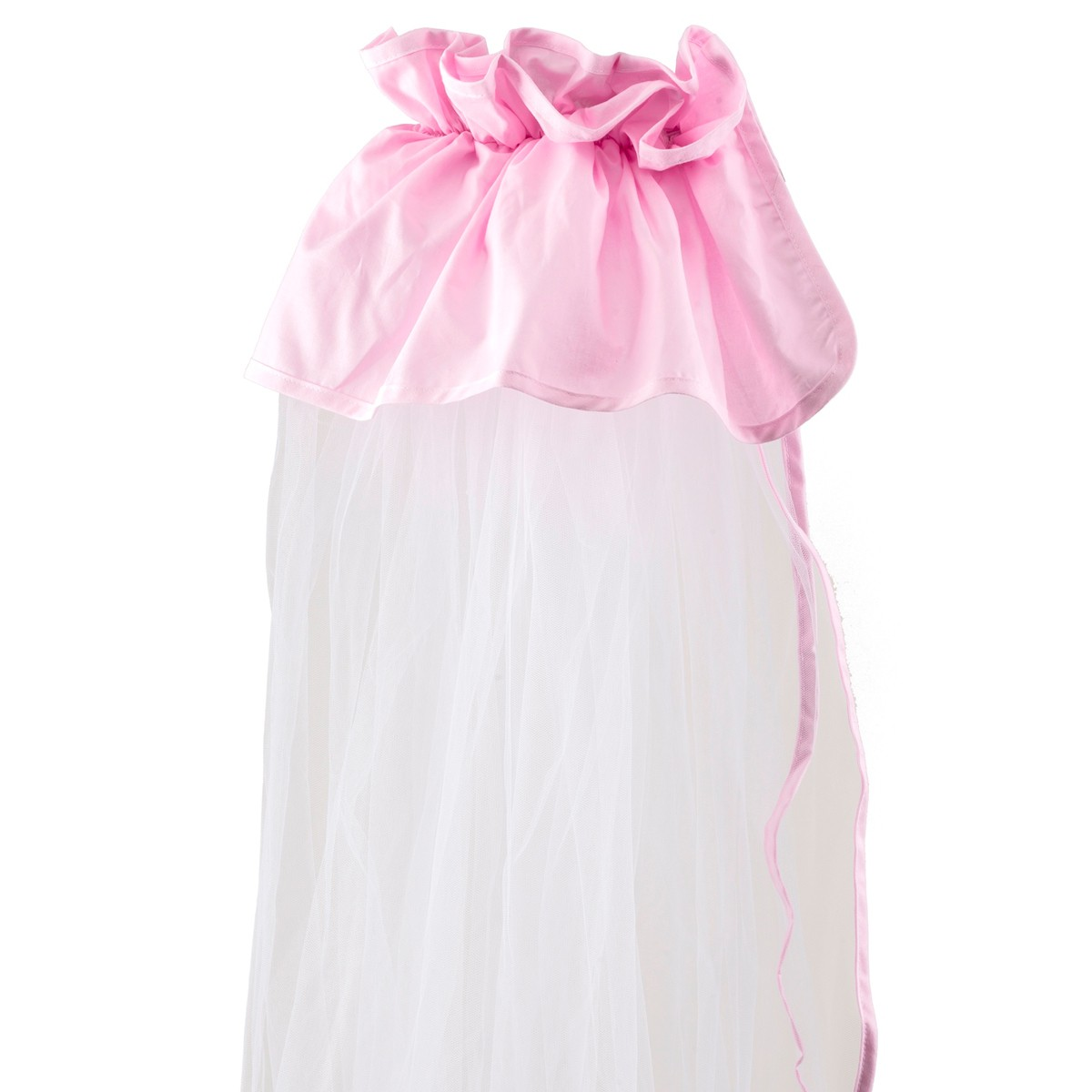 a54f1630708 Spiti Shop Κουνουπιέρα Κούνιας Κόσμος Του Μωρού 0772 Μονόχρωμη Ροζ