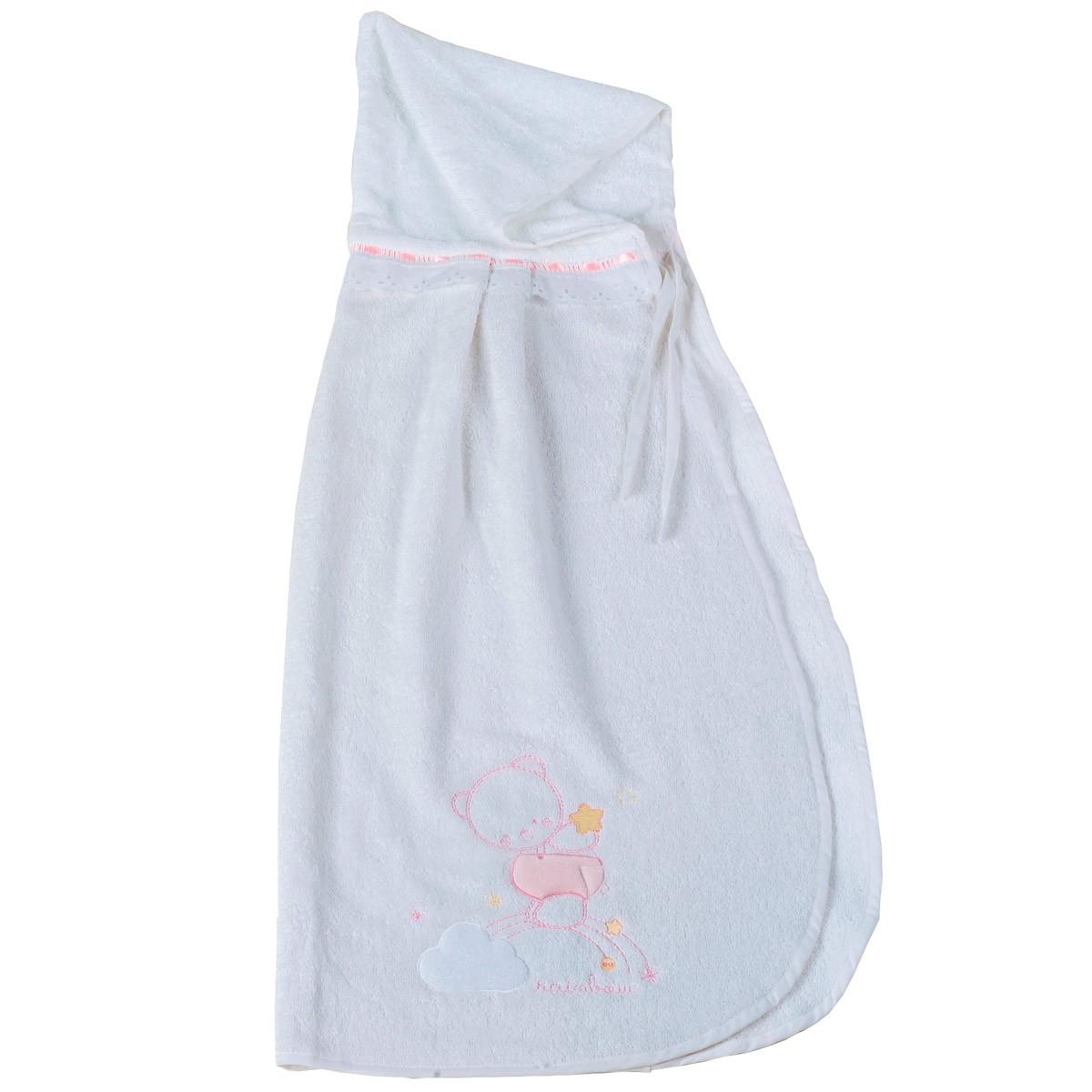 Βρεφική Κάπα Κόσμος Του Μωρού Rainbow 0460 Ροζ