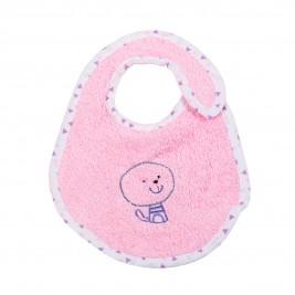Σαλιάρα Μικρή Κόσμος Του Μωρού 0607 Home Ροζ