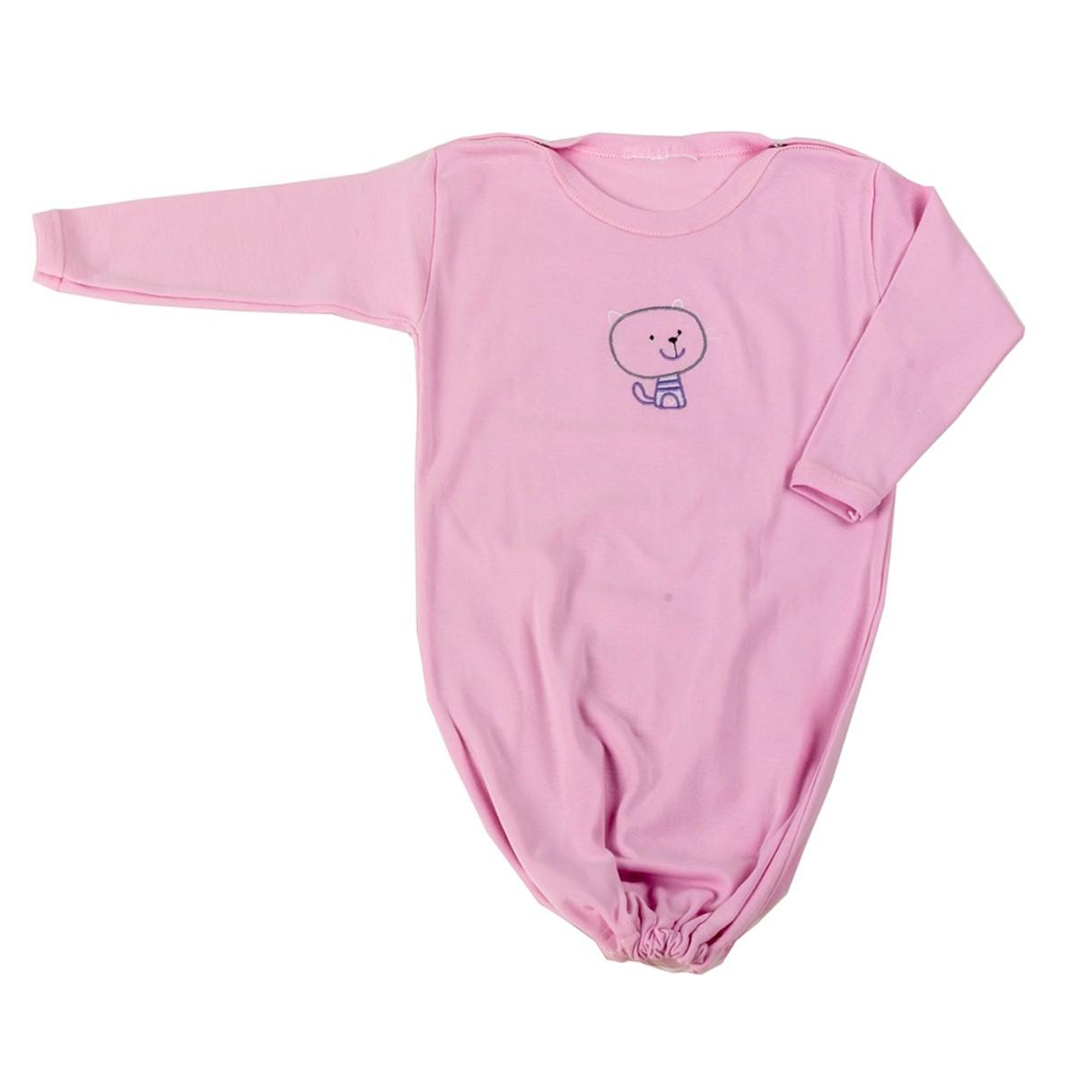 Βρεφικό Φορμάκι-Σάκος Κόσμος Του Μωρού 0023 Home Ροζ home   βρεφικά   βρεφικά ρουχαλάκια