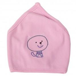 Σαλιάρα-Μπαντάνα Κόσμος Του Μωρού Home 0612 Ροζ