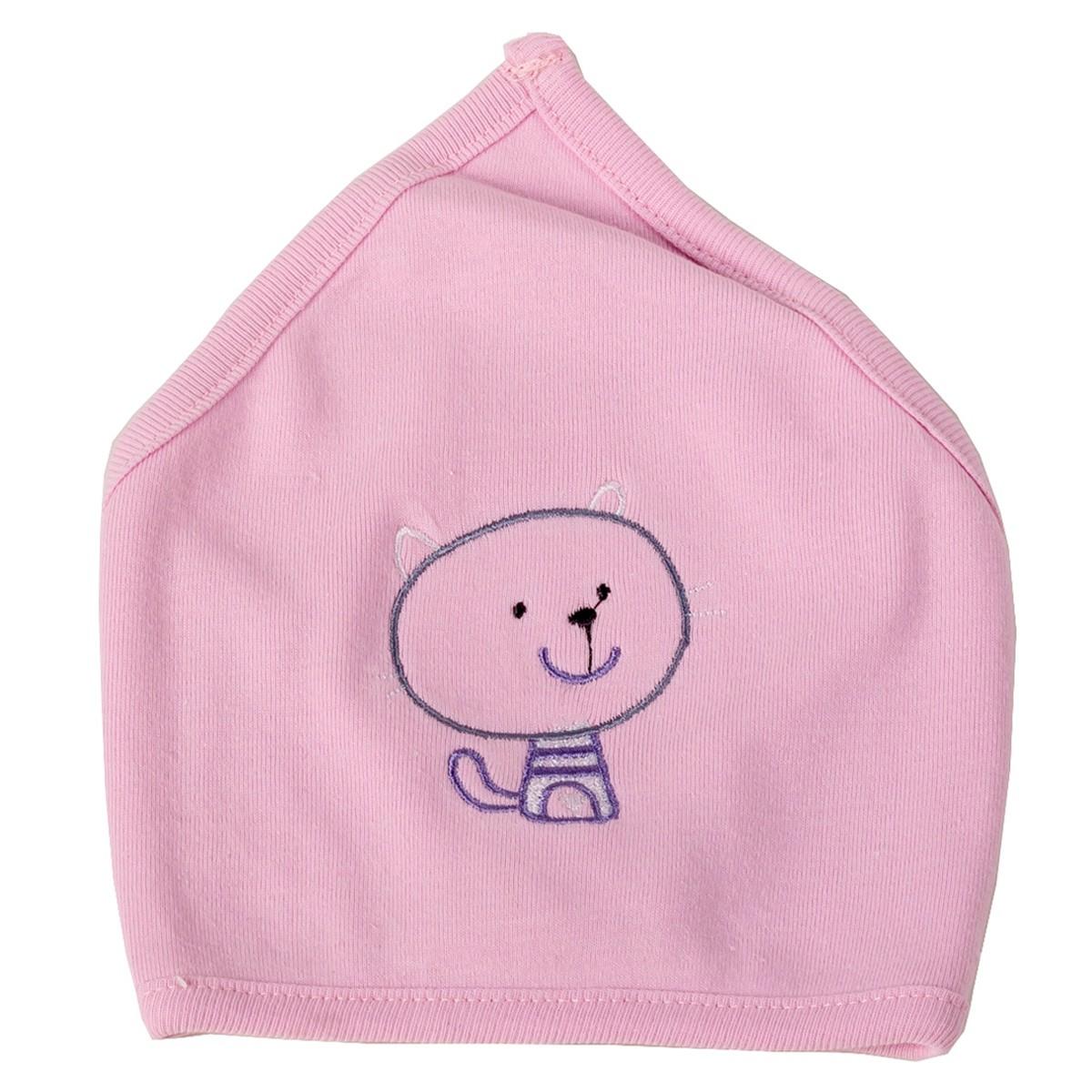 Σαλιάρα-Μπαντάνα Κόσμος Του Μωρού 0612 Home Ροζ