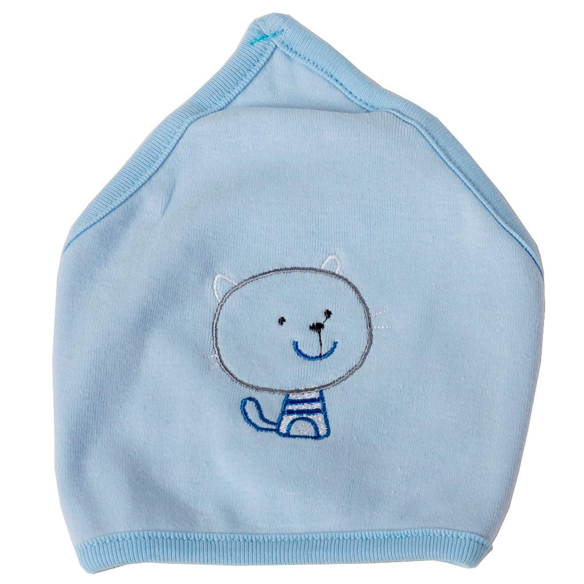 Σαλιάρα-Μπαντάνα Κόσμος Του Μωρού Home 0612 Σιέλ 74695